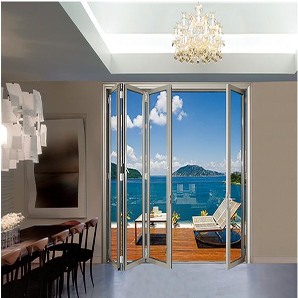 Aluminum Alloy Folding Window Profile