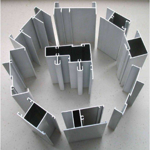 Support Custom Building Materials Extrusion Aluminum Profiles