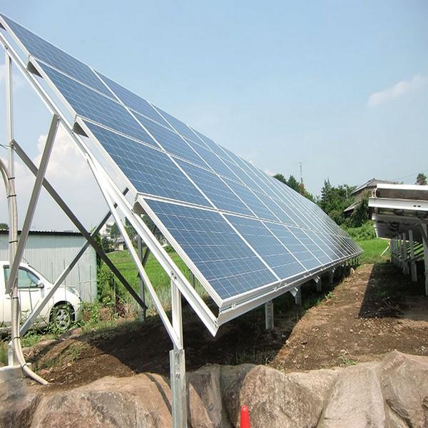 Solar Aluminum Alloy Support